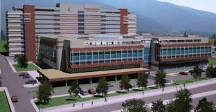 Больница  Маниса   на 400 коек