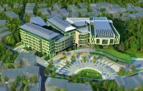 Новое сервисное здание муниципалитета Ускюдар
