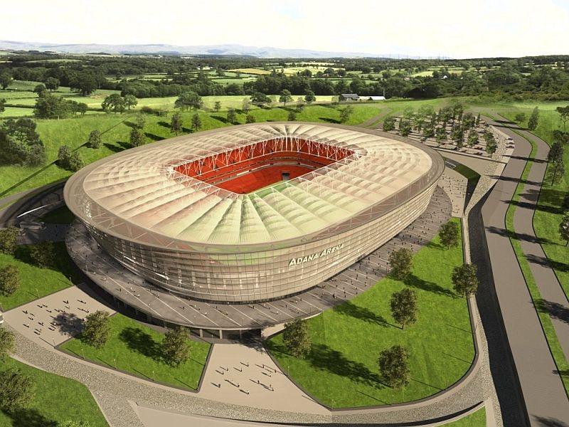 Стадион города Адана