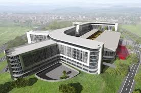 Государственная больница г.Балыкесир на 850 коек