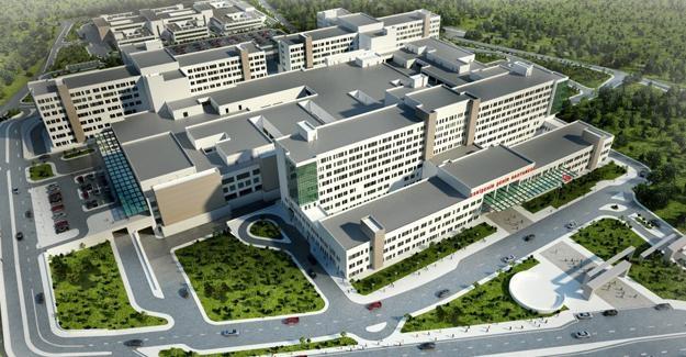 Городская больница города Эскишехир