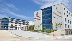 Государственная больница г Чанаккале