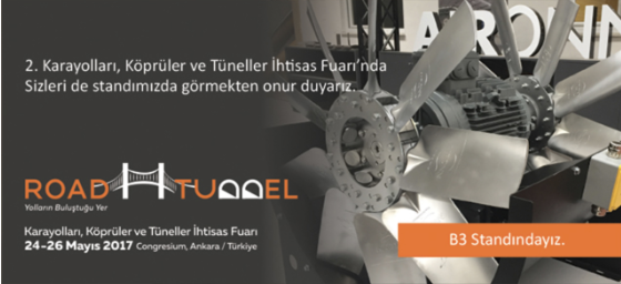 Aironn in 2nd Highways, Bridges and Tunnels Specialized Exhibition