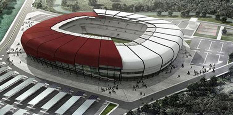 Aironn Ar-Ge Grubu, Projeye Özel Çözümler Geliştirmeye Hatay Stadı ile Devam Etti