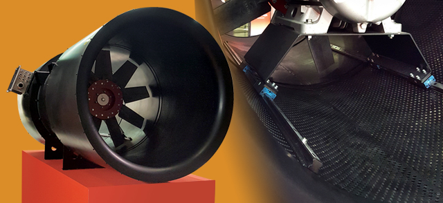 """Aironn, Useful Product Patented """"Sliding"""" Tunnel Fan Presented to the Market"""