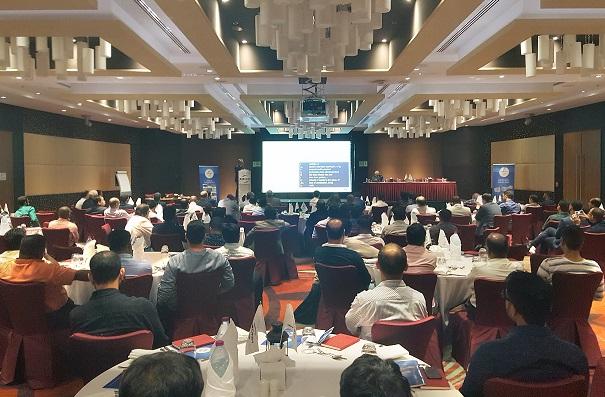 """AIRONN, Katar'daki """"Uzmanlar Buluşuyor"""" Seminerinde Yangın Güvenliğinin Uluslararası  Dev İsimlerini Bir Araya Getirdi"""