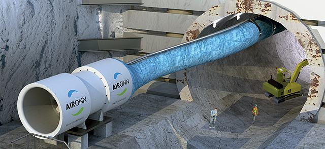 Aironn Provides Engineering and Technology Solutions for Tunnel Ventilation