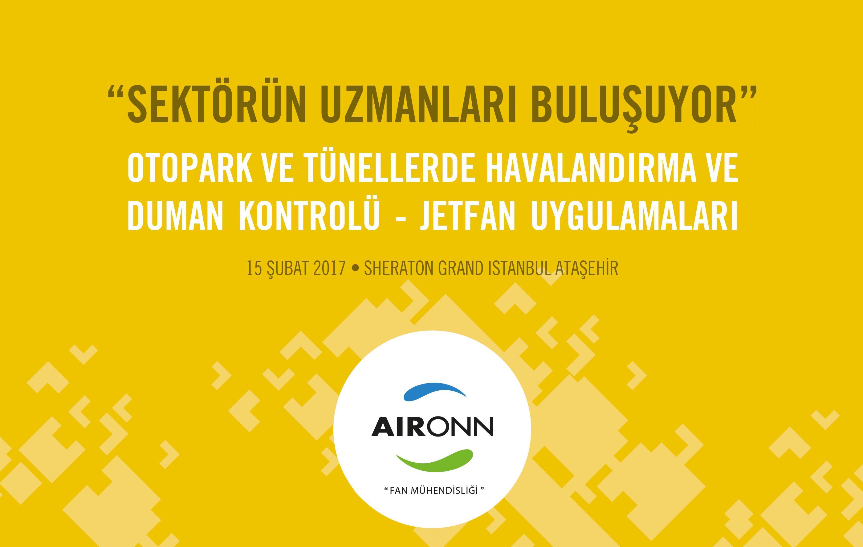 Aironn'un 'Sektörün Uzmanları Buluşuyor' Seminerine İlgi Büyük Oldu