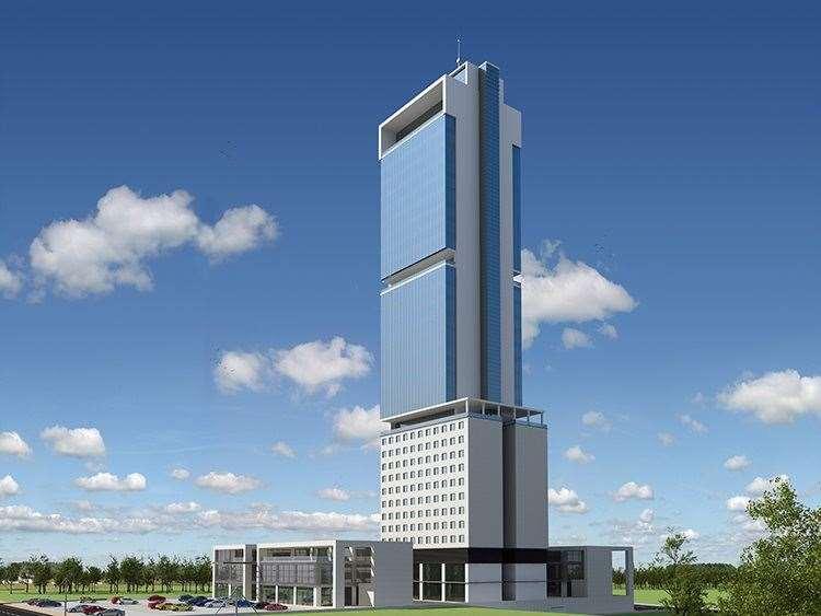 Ankara'nın Yeni Yaşam Konseptinin Başarılı Örneği SMK Tower'ın Tüm Fanları Aironn İmzası Taşıyor