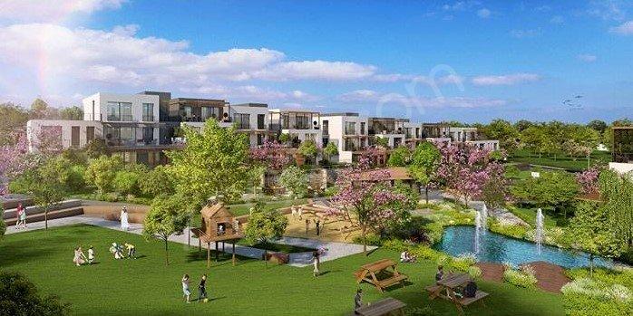 Çağdaş Yatay Mimarinin Seçkin Örneği Birbahçe Projesinin Otopark Güvencesi Aironn Oldu