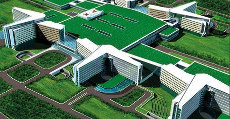Dünyanın Tek Seferde Yapılacak En Büyük Hastanesinin de Tercihi Aironn