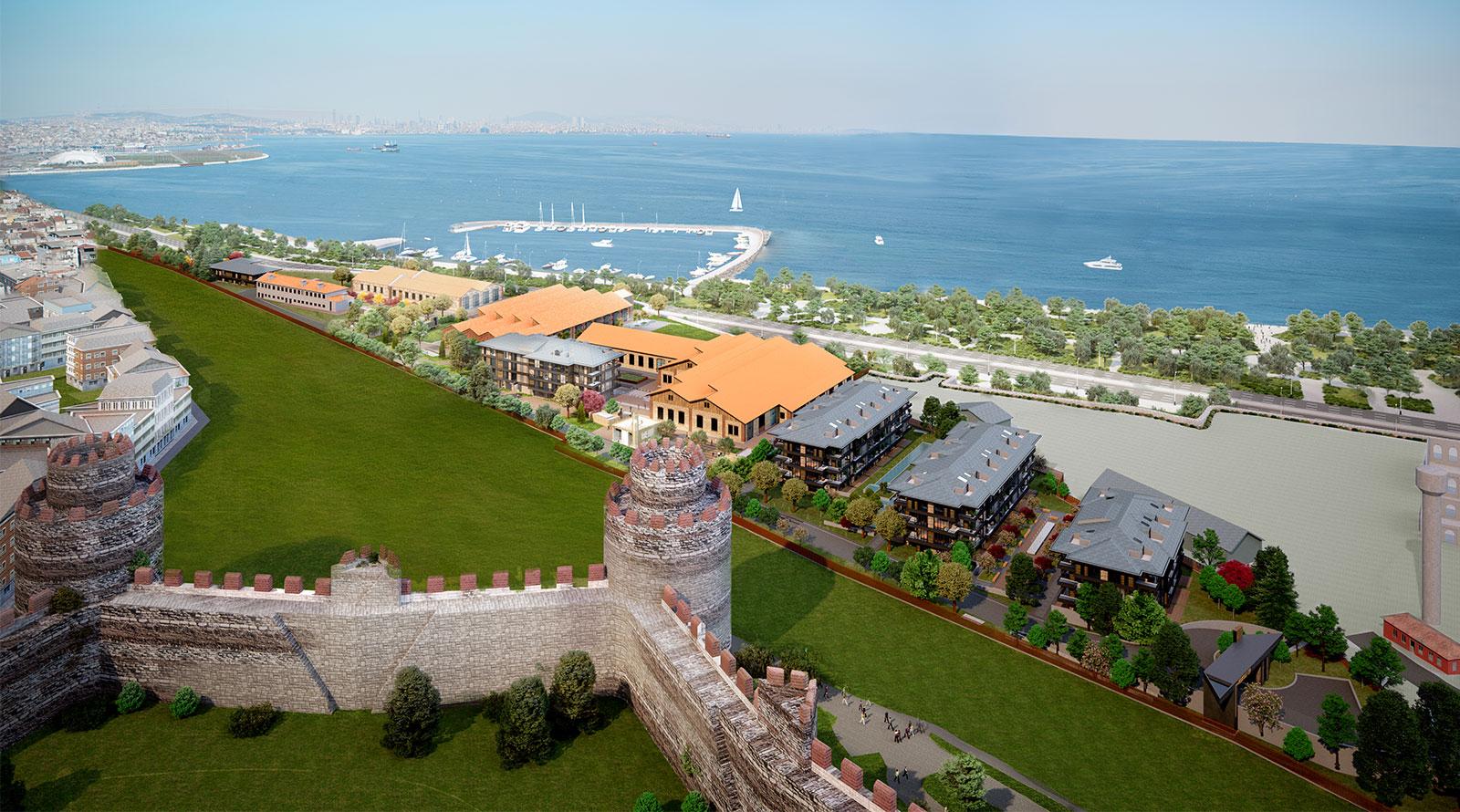 Ege Yapı CER İstanbul'un Tüm Fanları Aironn İmzalı