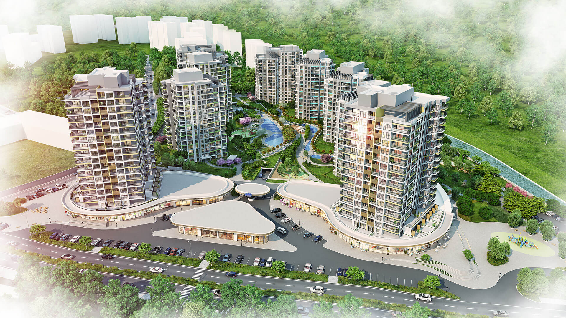 Park Mavera-3, where the Real Estate Certificate System is Applied for the First Time, Joins Aironn's References