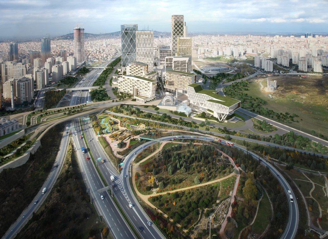 İstanbul Uluslararası Finans Merkezi Projelerinde Aironn Tercihi BDDK ve İller Bankası Yapıları ile Devam Ediyor