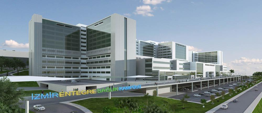 The Brand of Health Campus Fans, Which is the Largest Health Investment in Republican History in Izmir; Airone