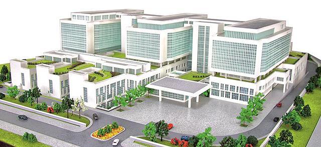 Sultangazi'nin 'Akıllı Hastanesi' için Airon Jetfanları Tercih Edildi