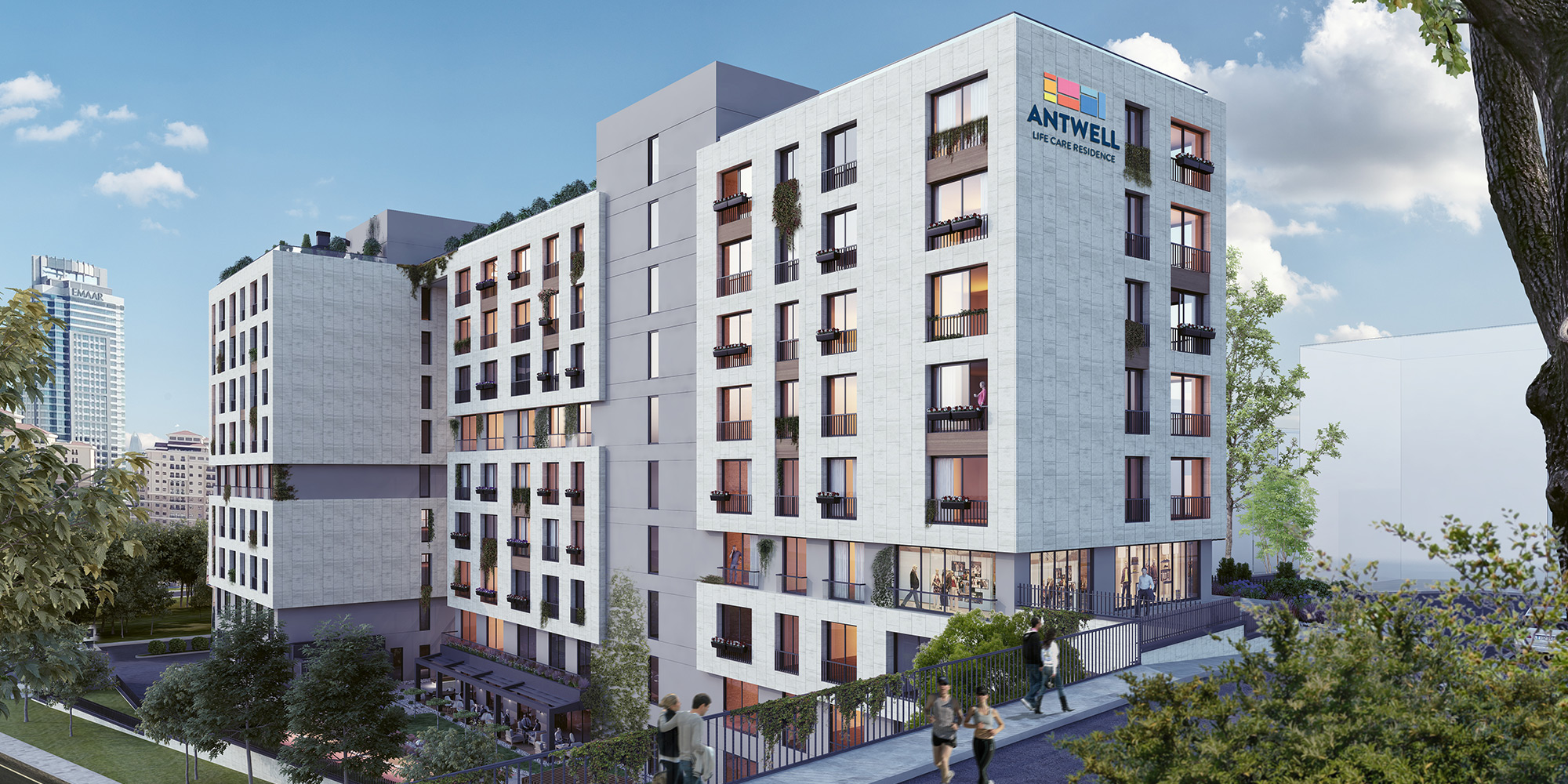 Turkey's First Health Residence of Antwell Life Care will use Aironn Devices