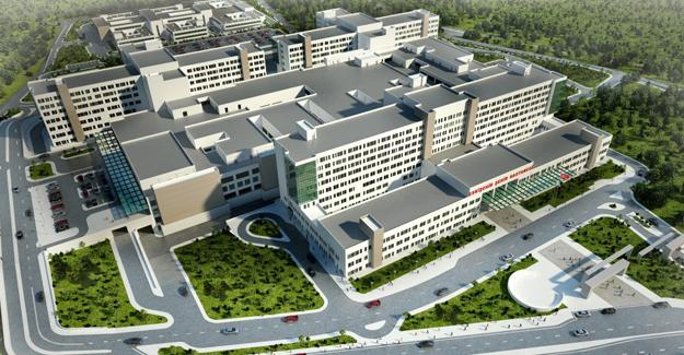 Eskişehir City Hospital, which received two of the international 'Best Health Project' awards, said 'Aironn'