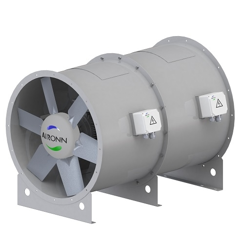 Series Type Axial Fan