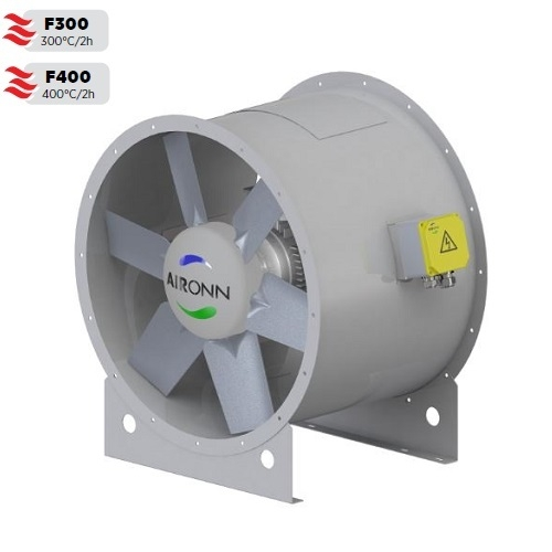 Axial Smoke Exhaust Fan Series