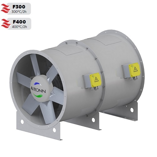 Series Type Axial Smoke Exhaust Fan Series