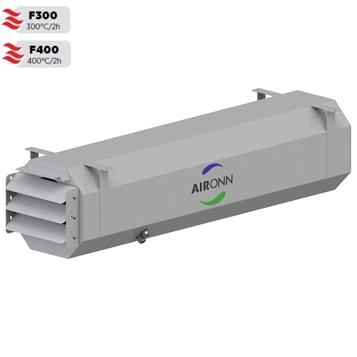 Axial Type unilateral Jet Fan