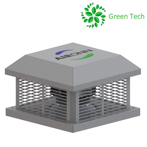 EC Radial Type Horizontal Stream Fan for Roofs