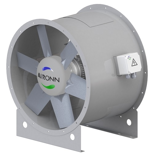 Axial Fresh Air Fan Series
