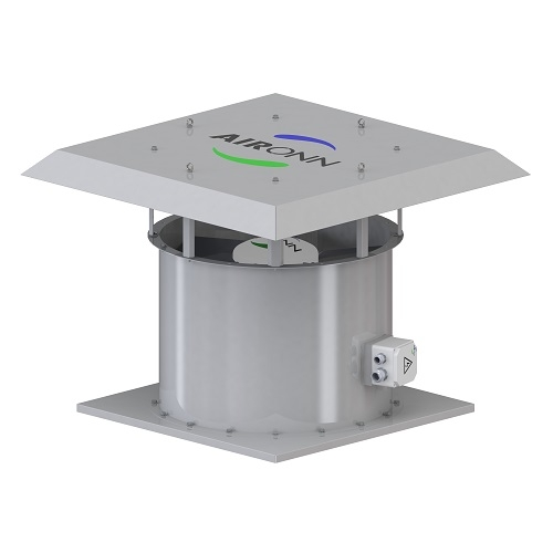 Roof Type HF Axial Fresh Air Fan Series