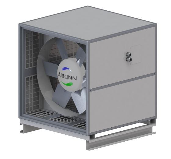 Cell Type Axial Fresh Air Fan Series
