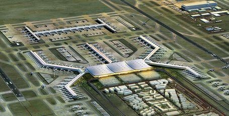 Аэропорт Стамбул