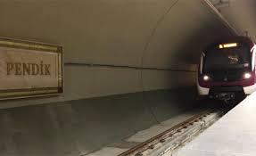 Kartal - Pendik Metro Line