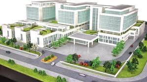 Государственная больница  Урфа  на 600 коек