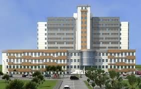 Urfa 400 Beds State Hospital
