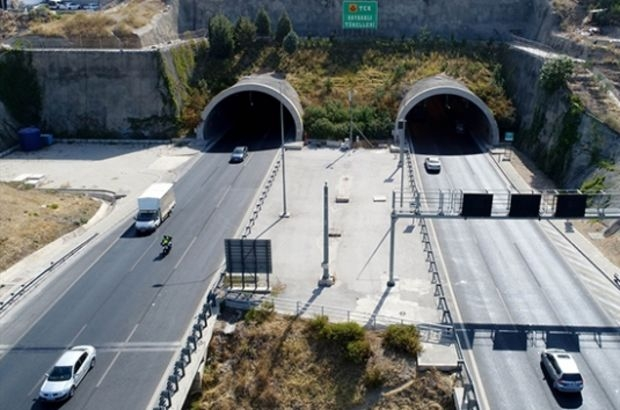 Sabuncubeli Tunnels