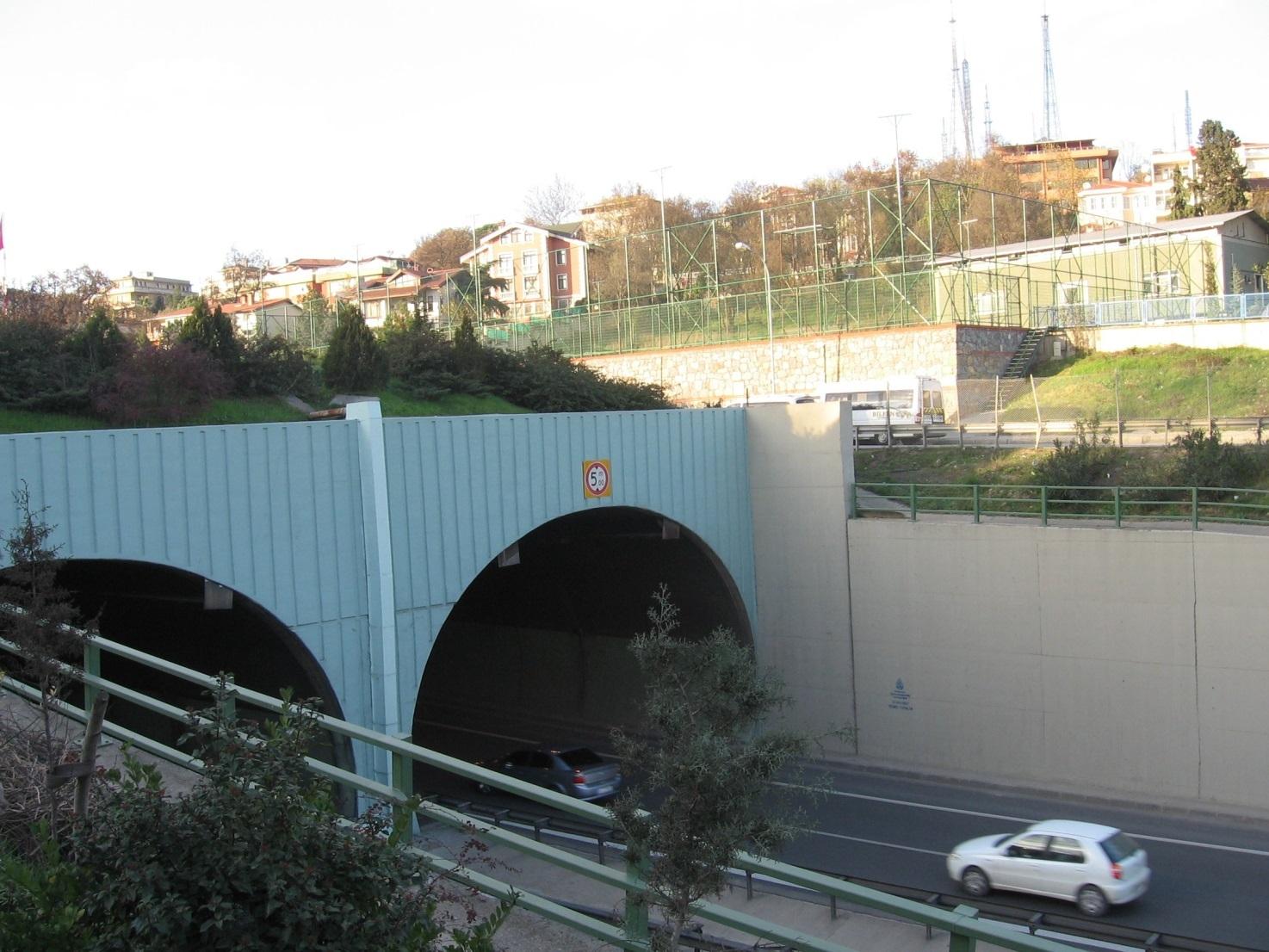 Vecdi Diker Tünelleri