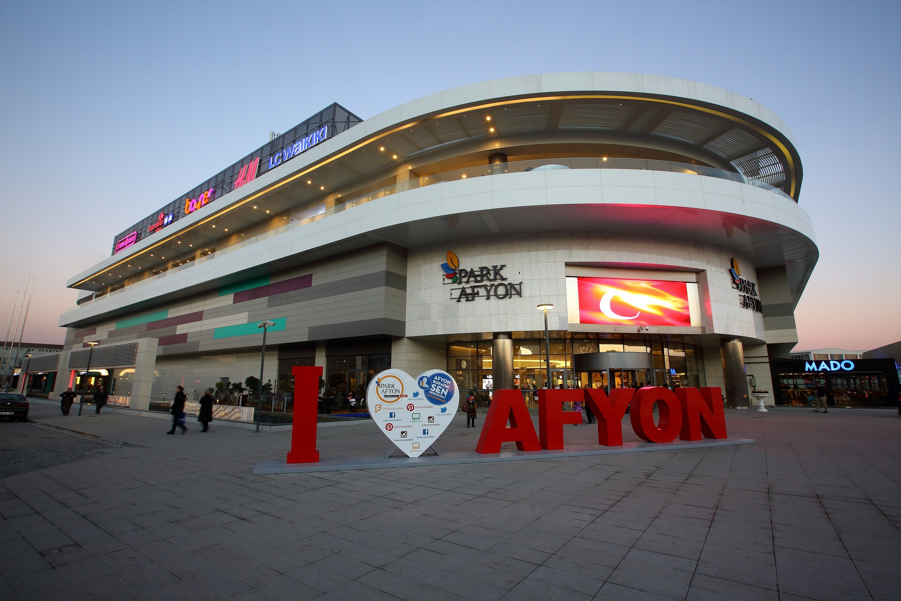 Afyon Shopping Center - Hotel