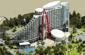 Пляжный отель Баку Джумейра Бильгя